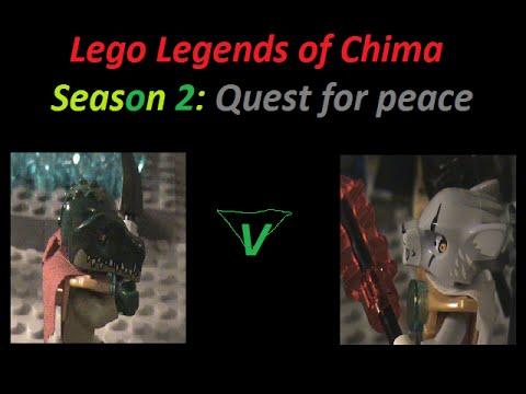 Lego Chima season 2 episode 3
