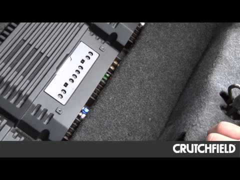 Sony GS Car Amplifiers Overview | Crutchfield Video