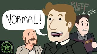 Perfectly Normal British Conversation - AH Animated