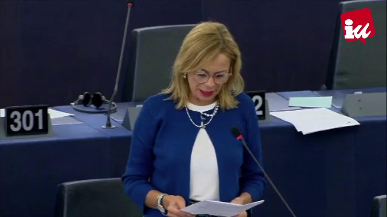 Vídeo | Ángela Vallina denuncia la complicidad del Estado español en el conflicto de Yemen