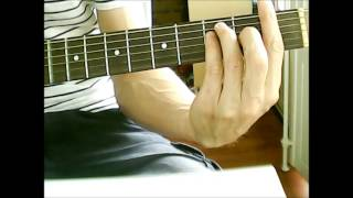 Fauve - Rub a Dub Guitare Tutorial