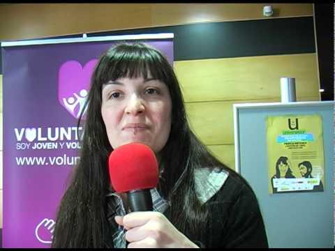 Marta también es voluntaria