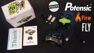 """Potensic A20 FireFly Micro Drone """"UPGRADED"""""""