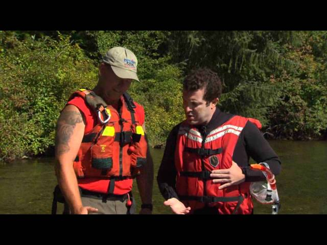 RMR: Rick Goes Snorkeling with the Salmon