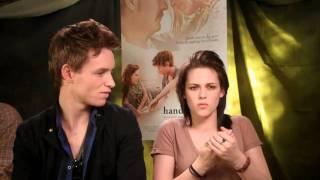 Kristen Stewart, Eddie Redmayne on 'Yellow Handkerchief' cha