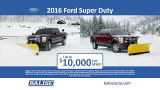 Balise Cape Cod-Balise Ford TV Everywhere April