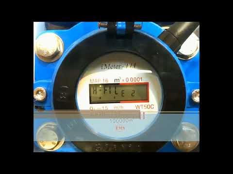 奧多曼電子式水量計