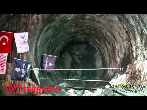 Zakończył się ważny etap w drążeniu tunelu metra w Stambule