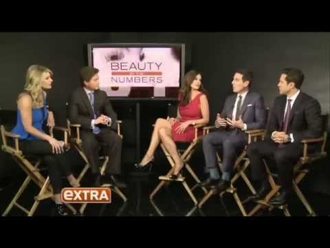 Dr. Anna Guanche on Extra TV-- Christie at 60 segment...