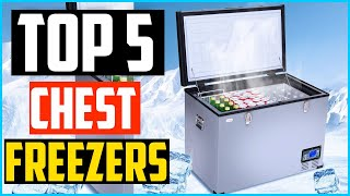 Top 5 Best Chest Freezers 2020 Reviews