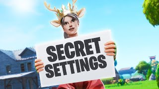 BEST Controller/Console Fortnite Settings. trust me try it