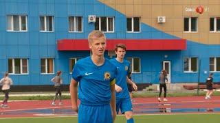 """#100секунд. """"Луч"""" vs """"СКА-Хабаровск"""""""