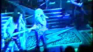 DORO LIVE 1989 WORLD GONE WiLD AND EAST MEETS WEST