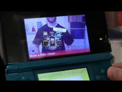 Watch The Dragon Pop Out Of Someone's Chest With 3DS AR Shirt