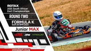 2021 | R2 Formula K | Junior MAX