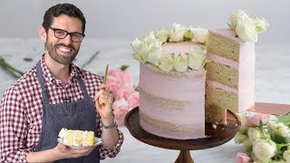 best sponge cake recipe for fondant icing uk