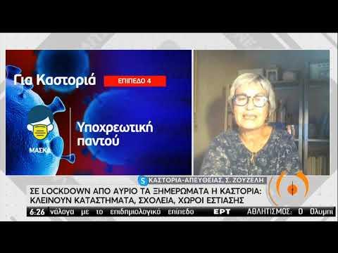 Κορονοϊός | Τα κρούσματα και τα μέτρα | 22/10/2020 | ΕΡΤ