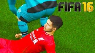 FIFA 16 FAIL Compilation #7