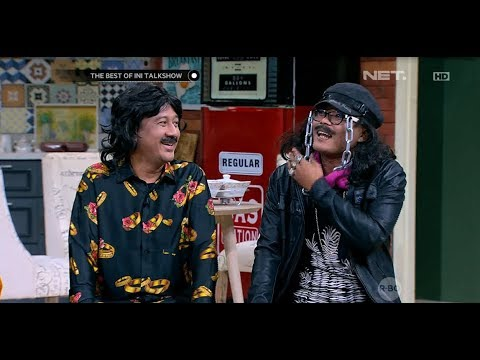 The Best Ini Talkshow - Kelucuan Duo Legend Dangdut Tanah Air