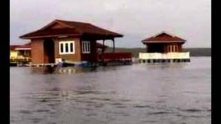 preview picture of video 'Chalet Terapung di Teluk Bayu, Sungai Petani'