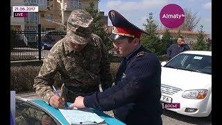 В Казахстане снимать полицейских на камеру водителям разрешат законодательно (21.06.17)