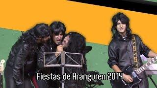 preview picture of video 'Fiestas de Aranguren 2014'