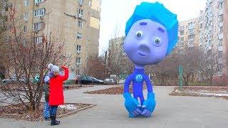 Фиксики новые стали невидимыми, фиксики 2017 видео для детей (13 серия и все серии подряд на KidsFM)
