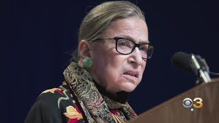 Delaware Valley Elected Officials React To Death Of Justice Ruth Bader Ginsburg