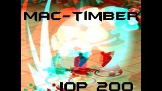 Dofus- Iop 200 Mac-Timber