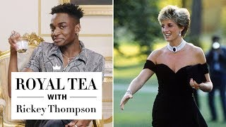 Reviewing the Most Iconic Royal Fashion Looks—With Rickey Thompson   Royal Tea   Harper's BAZAAR
