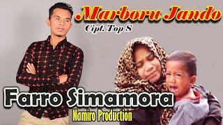 MARBORU JANDO Voc. Farro Simamora. Lag Tapsel Terbaru By Namiro Production