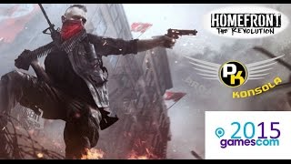 Homefront: The Revolution, nadchodzi mocarny FPS na PlayStation 4 i Xbox One
