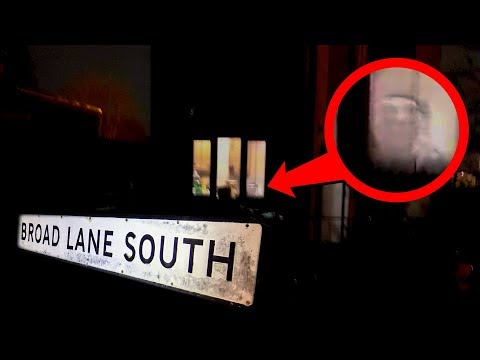 Broad Lane South: Frozen In Fear At Haunted House