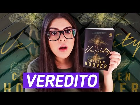 O VEREDITO de VERITY | (Colleen Hoover)