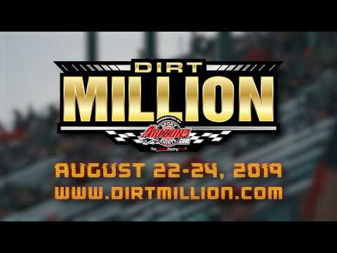 DIRT MILLION | August 22nd-24th, 2019!
