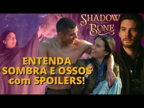 SOMBRA E OSSOS - livros x série | Análise e explicações com SPOILERS de Shadow and Bone
