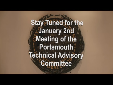 Technical Advisory Committee 1.2.2019