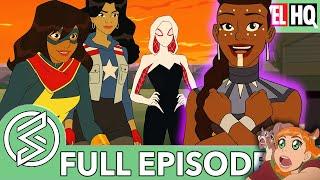 Marvel Rising: Operation Shuri | Feat. Daisy Lightfoot, Kat Khavari & Milana Vayntrub | FULL EPISODE
