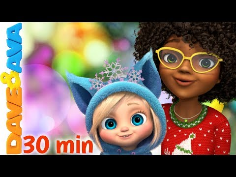 🎄Jingle Bells | Christmas Songs for Kids | Dave and Ava 🎄