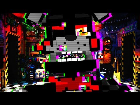 Minecraft FNAF: HE'S BACK!!! Night 21 (Minecraft FNAF