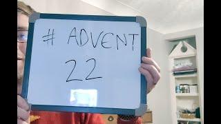 Day 22 – 2 Samuel 7 and Luke 1