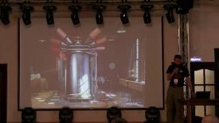 Разработка VR бенчмарка Superposition: разбор полетов (Ден Шергин) [DevPro