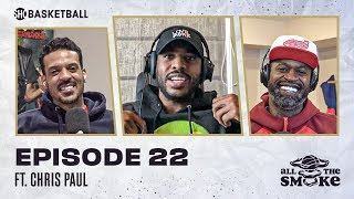 Chris Paul   Ep 22   ALL THE SMOKE Full Episode   #StayHome with SHOWTIME Basketball