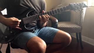 """The Absence - """"Dead And Gone"""" Cover w/ Solos"""