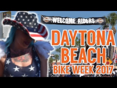 Daytona Bike Week 2017 (HD)