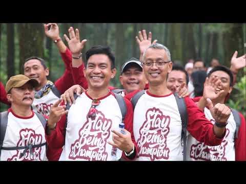 FPK BRI Kanwil Jakarta 2 Tahun 2018 (Gunung Pancar Bogor)
