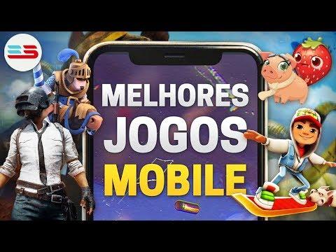 JOGOS MOBILE MAIS JOGADOS NO BRASIL
