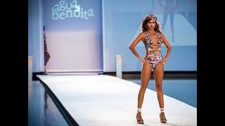 Agua Bendita Swimwear 2016 - Runway Show Finale From Miami Swim Week