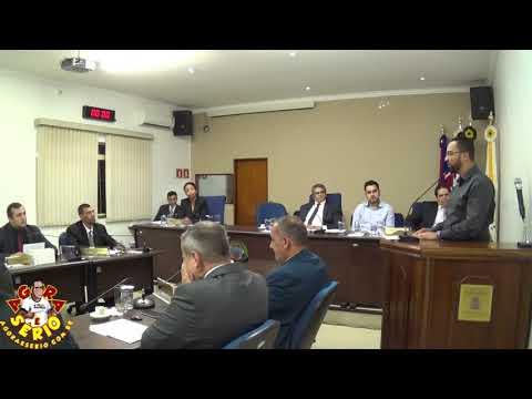 Tribuna Vereador Hugo Prado do Embu das Artes dia 28 de Novembro de 2017