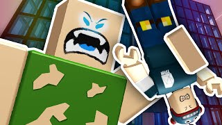 ATTACKED BY A GIANT?!   Roblox